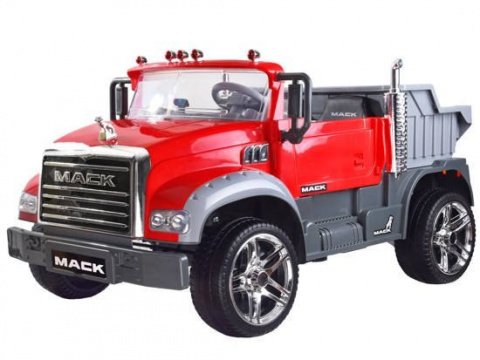 Car for baby MACK truck with tipper PA0219