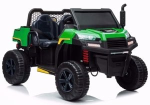 Vehicle on Battery A730-1 Green-Black