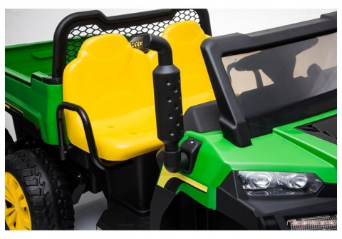 Vehicle on Battery A730-2 Green-Yellow