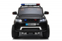 JEEP POLICE 4X4, 2x12V WITH SHOCK ABSORBERS, REMOTE CONTROL, REDUCER/ XMX-601