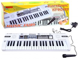 Organy mini Keyboard MQ-4403 mikrofon IN0123