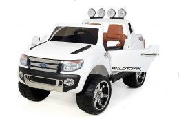 Ford Ranger na akumulator z wolnym startem! Koła EVA 2x45W RADIO + GRATIS! Children Electric Ride SUPER-TOYS