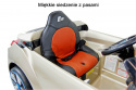 AUTO BATTERY BMW i8 CHAMPAGNE PAINT CONCEPT in the best VERSION of the smart remote control 2.4 Ghz Leather Chair!