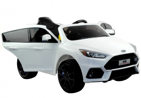 AUTO NA AKUMULATOR FORD FOCUS RS BIAŁE /2519