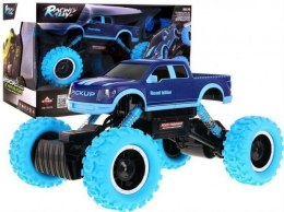 Autko Crawler Rock Through R/C 2,4 Ghz Niebieskie HB-PY1401