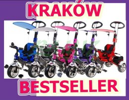BIKE TRICYCLE PUMPED WHEELS SPORT TRIKE KR03 6 colors